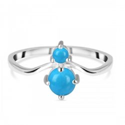 Buy Purchase Sterling Silver Turquoise Ring