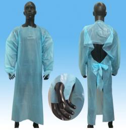 Coronatest | Förkläde