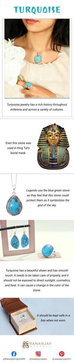 December Birthstone- Turquoise Jewelry