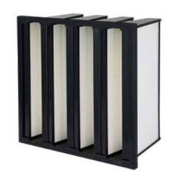 Here, we will introduce three basic cleanroom filters