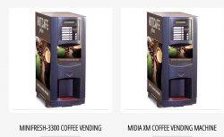 Coffee Vending Machine Suppliers