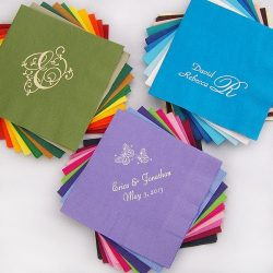 Buy Wedding Cocktail Napkins At All Personalization