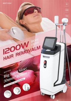 Newest 808nm diode laser hair removal Machine