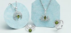 Moldavite Jewelry at Wholesale Price by Rananjay Exports
