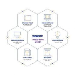 Website Infographic Design