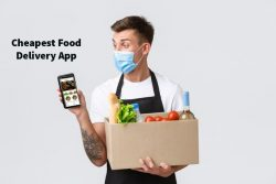which is the cheapest food delivery app