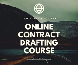 Learn Contact Drafting with Law Pundits Global