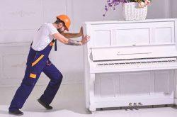 Πως να μεταφέρω ένα πιάνο