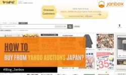 Yahoo japan auction proxy