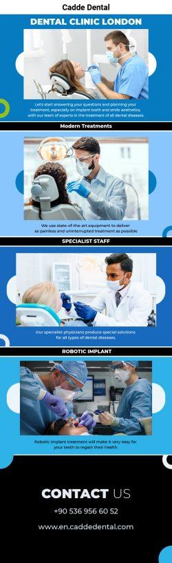 You Deserve The Best Smile – Dental Clinic London