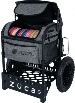 ZUCA Backpack- Most Welcoming Disc Golf Accessory for Professional Disc Golf Play