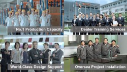 Factory Tour | OPPEIN | The Largest Cabinetry Manufacturer in Asia