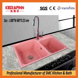 New style kitchen sink