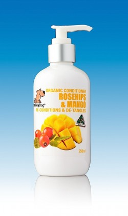 ORGANIC CONDITIONER ROSEHIPS & MANGO for Pet