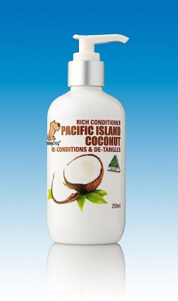 RICH CONDITIONER PACIFIC ISLAND COCONUT