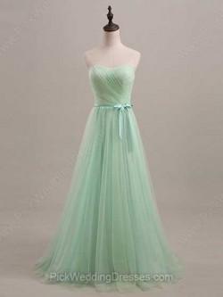 Amazing Green Bridesmaid Dresses   Dark Green, Sage Green, Apple Green Dresses, PWD