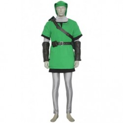 alicestyless.com The Legend of Zelda Link Deluxe Cosplay Costume