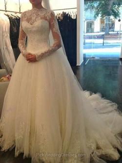 Vintage Wedding Dresses   Simple, Modest, Retro Wedding Dresses, PWD