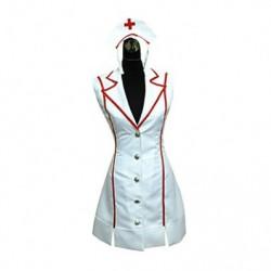 Alicestyless.com League of Legends Nurse Akali Cosplay Costume