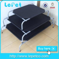 600D Oxford raised dog bed Elevated Coolaroo dog beds