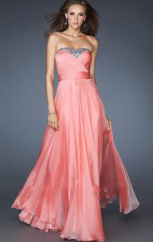 Sweetheart Pink Formal Dresses Online Australia for Women