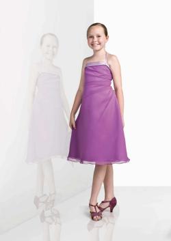 US$93.99 2015 Halter Purple Chiffon Ruched Sleeveless Knee Length