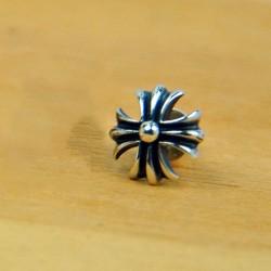 Single Cross Pierced Earring By Chrome Hearts [Chrome Hearts Earrings] – $109.00 : Cheap C ...