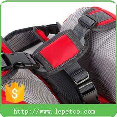 Manufacturer wholesale for amazon store adjustable Outdoor travel dog backpack dog saddlebag