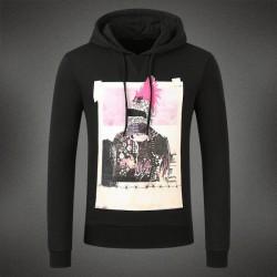Dsquared2 Men DS11 Dean POP Sweatshirt Black