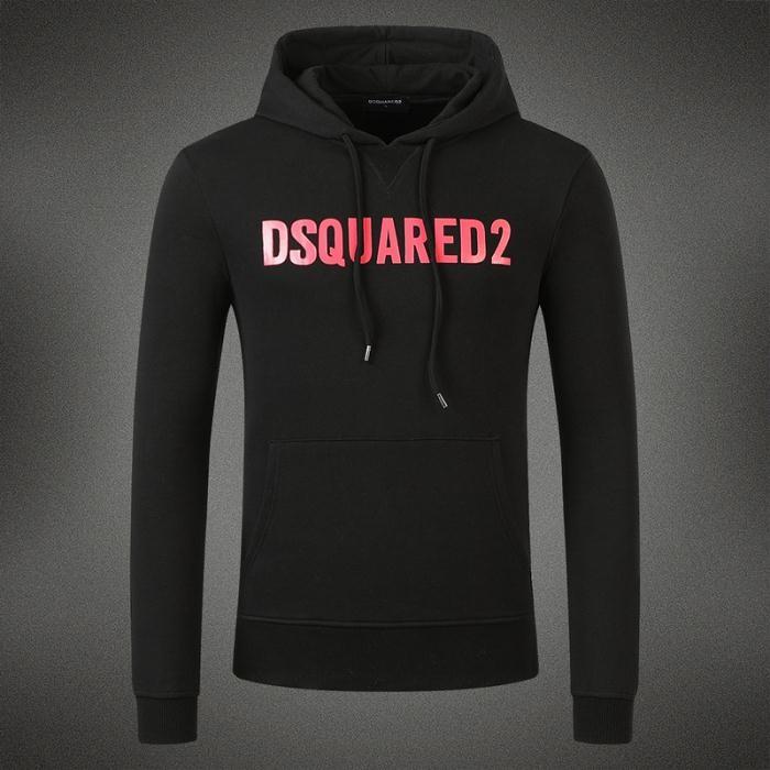 Dsquared2 Men DS12 DSQUARED2 Sweatshirt Black
