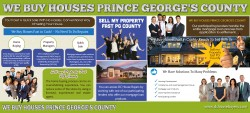 We Buy Houses Prince George's County