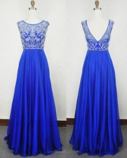 Blue Prom Dresses, Navy Blue Prom Dresses – DressesofGirl.com