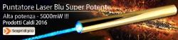 Vendita laser online – comprare puntatore laser