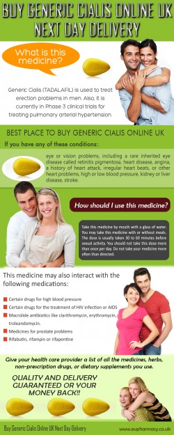 Buy generic cialis online uk next day delivery