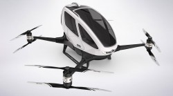EHANG|Official Site-EHANG 184 autonomous aerial vehicle gallery