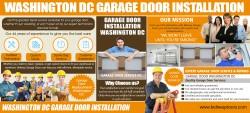 Washington Dc Garage Door Installation