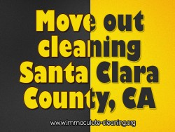 Cleaning Service in Santa Clara County, CA
