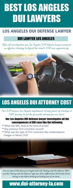 Best Los Angeles DUI Lawyers