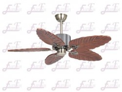East Fan 52inch five Blade Indoor Ceiling Fan with No light item EF52013 | Ceiling Fan