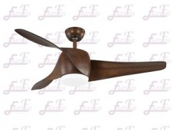 East Fan 52 inch Indoor DC Ceiling Fan with light item EF52131 | Ceiling Fan