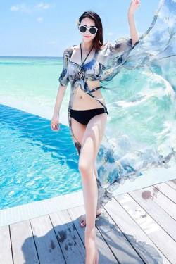 fashion ladies beach wear