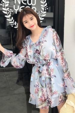 2017 Top1 ladies dress