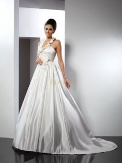 White A Line Wedding Dresses & Princess Bridal Gowns Online – Bonnyin.com.au