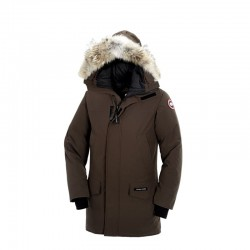 Canada Goose Men's Langford Parka In Coffee