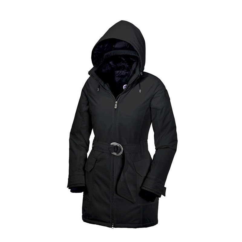 Canada Goose Women's Palliser Coat In Black