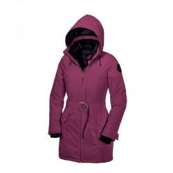 Canada Goose Women's Palliser Coat In Purple