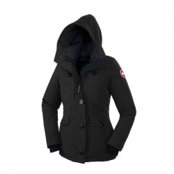 Canada Goose Women's Rideau Parka In Black