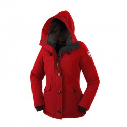 Canada Goose Women's Rideau Parka In Red