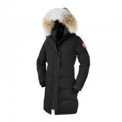 Canada Goose Women's Shelburne Parka In Black