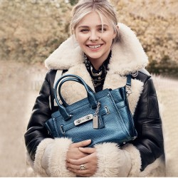 Coach Swagger Carryall 20 In Pebble Leather Teal